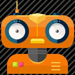 bionic, cyborg, device, robot, robotic, technology icon