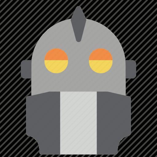 droid, giant, iron, mech, robots icon