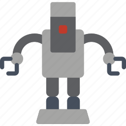 bot, droid, mech, robots icon