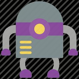 bot, robot, robots icon