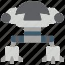 ed, film, robocop, robots icon