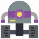 bot, droid, robot, robots