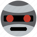 terrahawk, droid, robot, robots