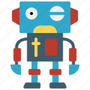 droid, bot, robot, robots
