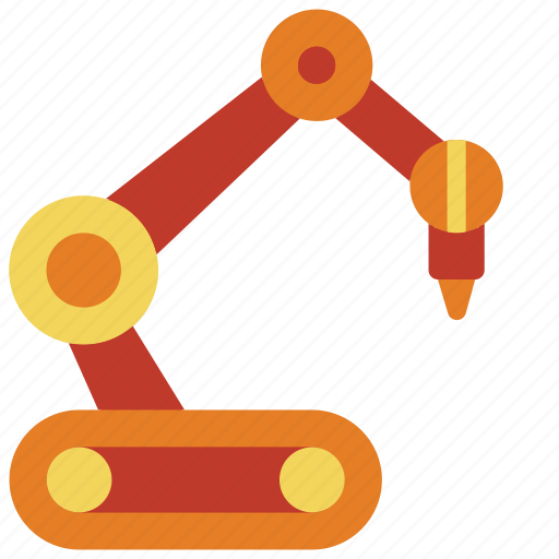 arm, bot, droid, mech, robots icon