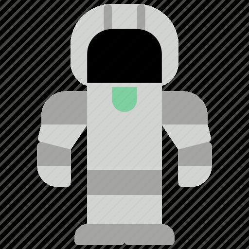 asimo, droid, robot, robots icon