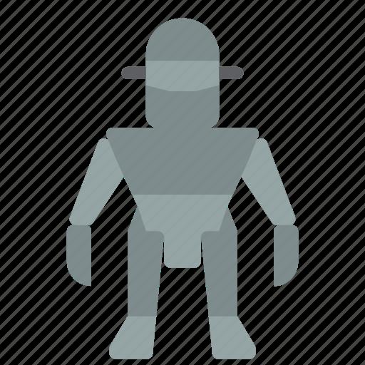 film, klaatu, robot, robots icon