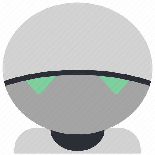 android, droid, film, marvin, robots icon