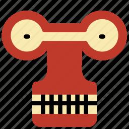 droid, futurama, roberto, robots, tv icon
