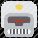 bot, futurama, police, robot, robots icon