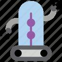 bot, droid, robot, robots icon
