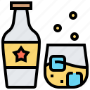 alcohol, beverage, drink, soda, soft icon
