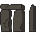 stonehenge, landmark, monument, england, stone, architecture, prehistoric monument