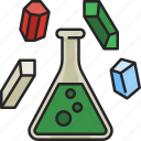 research, science, laboratory, lab, geology, stone, gem