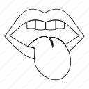band, line, music, outline, rock emblem, roll, thin icon