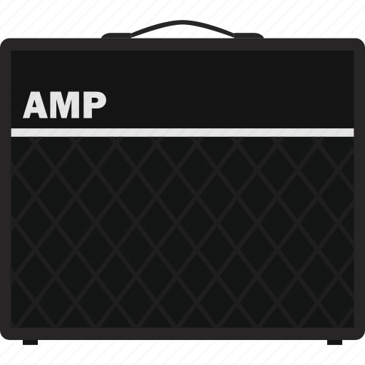 amp, amplifier icon