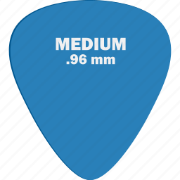 medium, pick icon