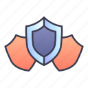 shield, ability, wall, game, prvotection, skill icon