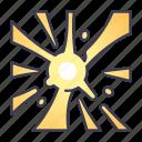 fantasy, game, holy, light, magic, spell icon