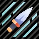 game, throw, knife, ability, skill icon