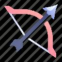ability, archer, arrow, bow, game, swords, weapon icon