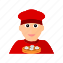 chef, china, chinese, dumplings, steam, xiao long bao icon