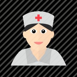 care, clicnic, hospital, nurse, treatment icon