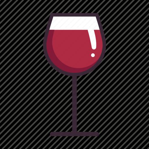 bar, dinner, glass, merlot, wine, wine glass, winery icon