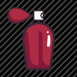 cologne, date, fragrance, perfume, romance, spray, toiletries icon