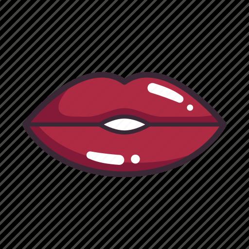 kiss, lips, lipstick, luscious, makeup, mouth, romance icon