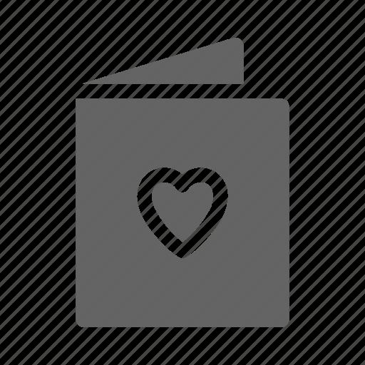 Card, invitation, love, wedding icon - Download on Iconfinder