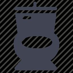 bathroom, facilities, room, toilet icon