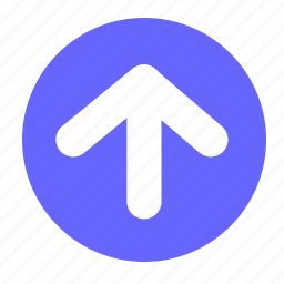 arrow, arrow top, arrows, upload icon