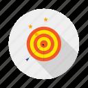 dartboard, goal, bullseye, target