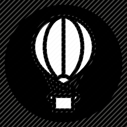 airship, transport, transportation, zeppelin icon
