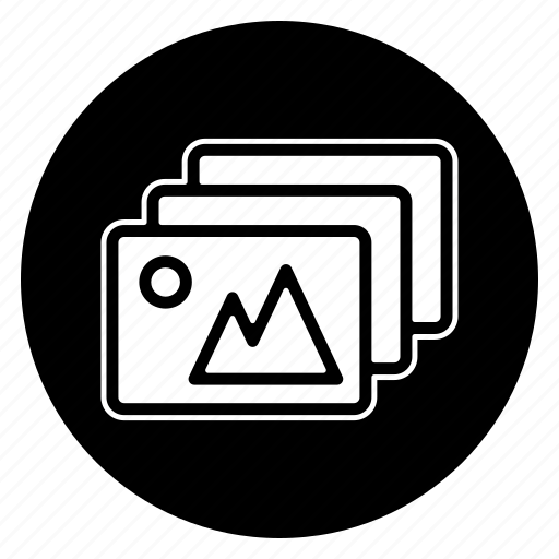 Album, file, gallery, image, photo, photography, picture icon - Download on Iconfinder