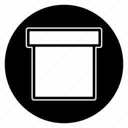 archive, box, delivery, package icon