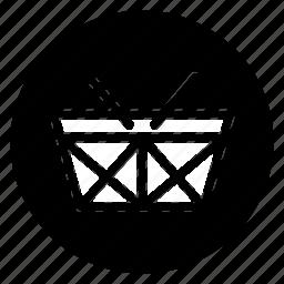 basket, buy, cart, checkout, commerce, shop icon