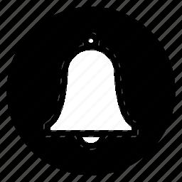 alarm, alert, bell, clock, time, warning icon