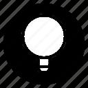 bulb, idea, business, creative, energy