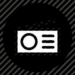 am, communication, device, fm, radio, round, signal icon