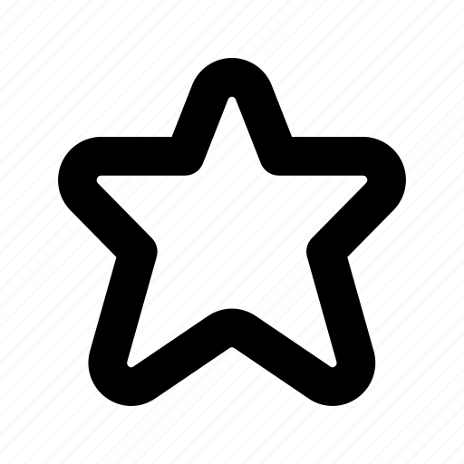 Star, favorite, bookmark icon - Download on Iconfinder
