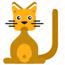 animal, body, cat, kitty, pet icon