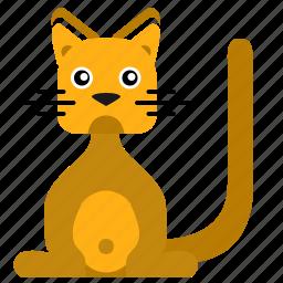 animal, body, cat, kitty, pet icon