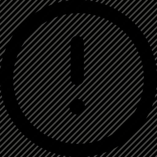 Alert, spam icon - Download on Iconfinder on Iconfinder