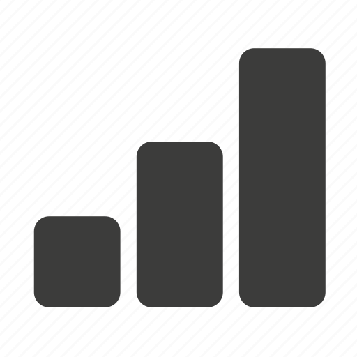 chart, graph, grow, increase, report, statistics icon