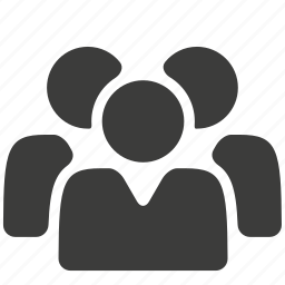 group, people, three people, trio, users icon