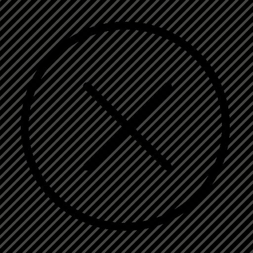 Close, delete, remove, cancel, trash icon - Download on Iconfinder