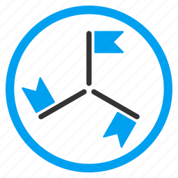cycle, direction, flag rotation, flags, national, navigate, rotate icon