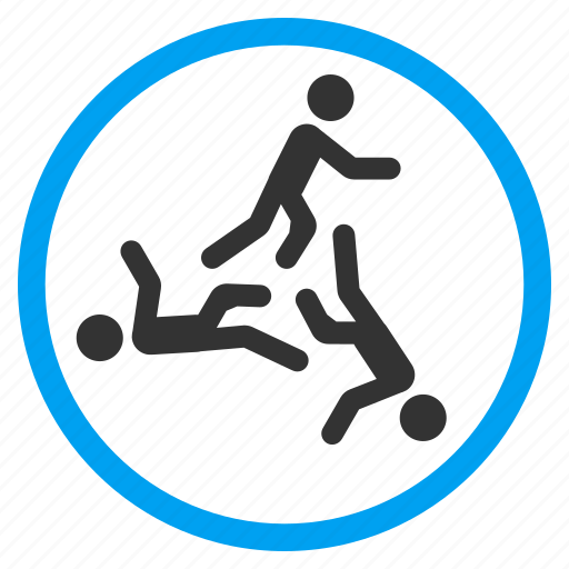 catching up, friends, moving men, persons, running, sport activity, user group icon